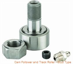 IKO NUCF18R  Cam Follower and Track Roller - Stud Type