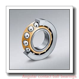 FAG 7322-B-MP  Angular Contact Ball Bearings