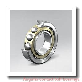 110 mm x 240 mm x 50 mm  FAG 7322-B-JP  Angular Contact Ball Bearings