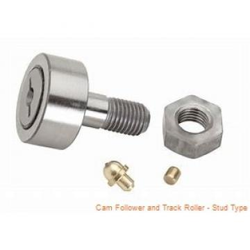 IKO NUCF24-1R  Cam Follower and Track Roller - Stud Type