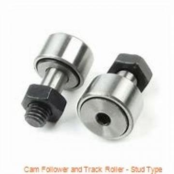 IKO NUCF10R  Cam Follower and Track Roller - Stud Type