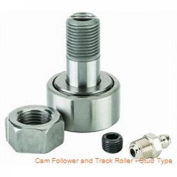 IKO NUCF30R  Cam Follower and Track Roller - Stud Type
