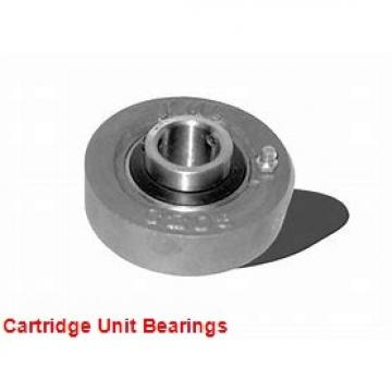QM INDUSTRIES QAAMC15A212SC  Cartridge Unit Bearings