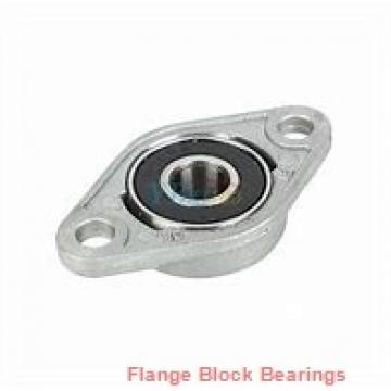 QM INDUSTRIES QVVFL19V085SC  Flange Block Bearings