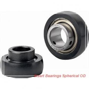 SEALMASTER 2-16DC  Insert Bearings Spherical OD