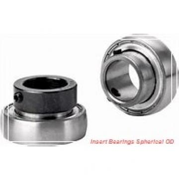 SEALMASTER AR-2-215  Insert Bearings Spherical OD