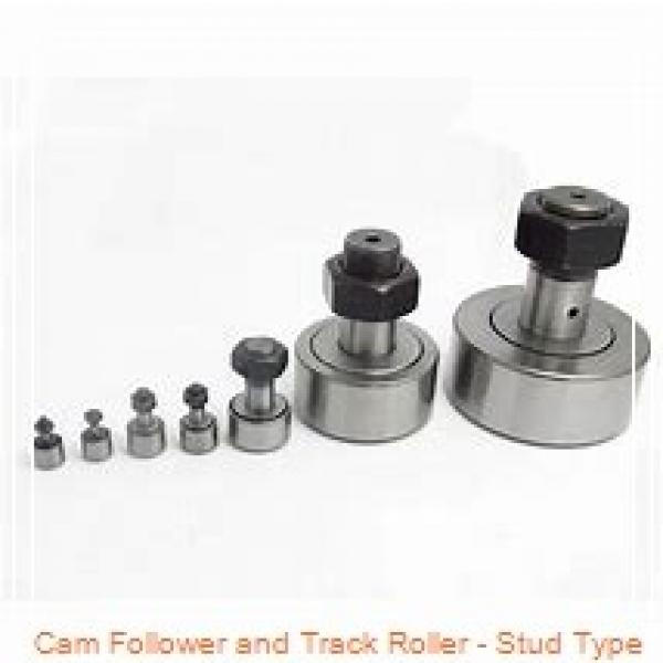 IKO CRH24VBUUR  Cam Follower and Track Roller - Stud Type #1 image