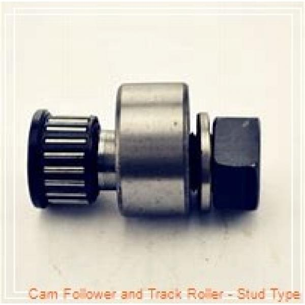IKO CR8B  Cam Follower and Track Roller - Stud Type #2 image
